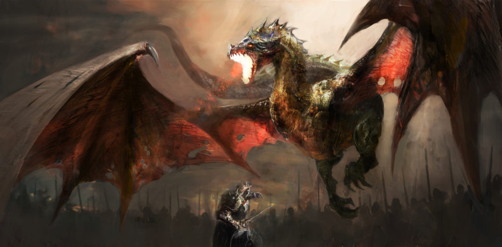 How to Overcome the Dragons and Faith Stealers of Fear