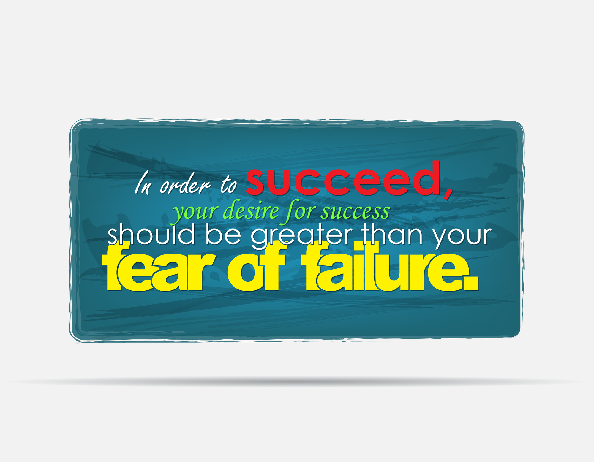 Covid-19: Facing the Fear of Failure, and How to Beat it!